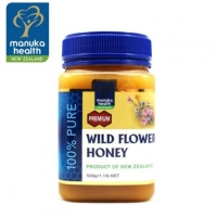 Manuka Health蜜纽康 wild flower honey百花蜂蜜500g