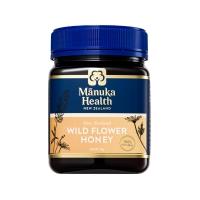【全新包装】Manuka Health蜜纽康 Wild flower honey百花蜂蜜1公斤