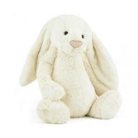 Jellycat邦尼兔白色大号 36cm