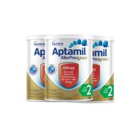 【新包装3罐包邮】爱他美Allerpro深度水解奶粉2段900g 3罐包邮